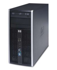 Fast 2.60Ghz HP Elite 8200 4GB 250GB W7 Minitower PC